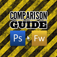 The Web Designer's Guide to Comparing Photoshop and Fireworks