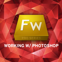 Fireworks Pro Series: From Photoshop to Fireworks to the Web